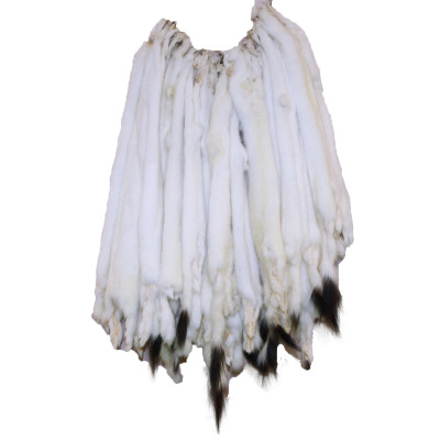 ERMINE PELT - SECOND QUALITY