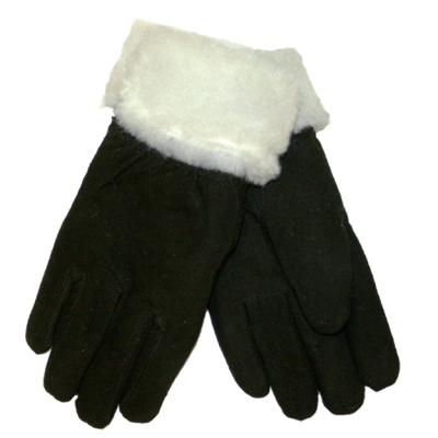 WOMEN'S SUEDE DEERSKIN DRESS GLOVES - BUTTERSOFT