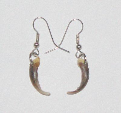 Fox Claw Earrings E-31