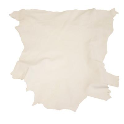 FIRST QUALITY BUCKSKIN - NATURAL WHITE