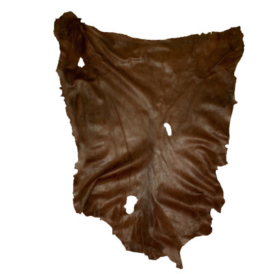 SECOND BUCKSKIN - CHOCOLATE