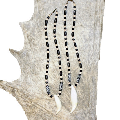 BEAR TOOTH NECKLACE #217
