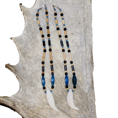BEAR TOOTH NECKLACE #241