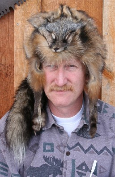 CROSS FOX FUR MOUNTAIN MAN HAT