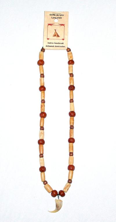 Lynx Claw Necklace #218