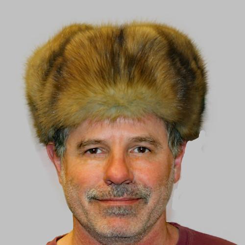 SABLE FUR RUSSIAN TROOPER HAT