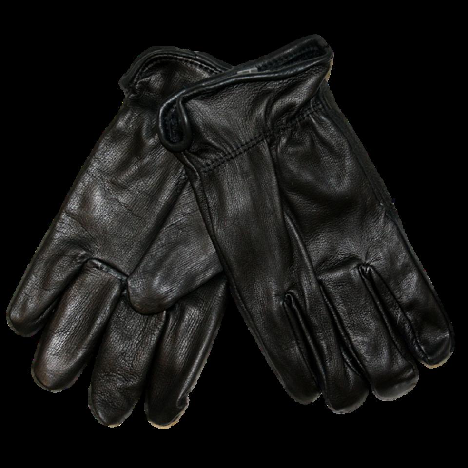 Mens deerskin gloves - Men S Deerskin Gloves Black Insulated