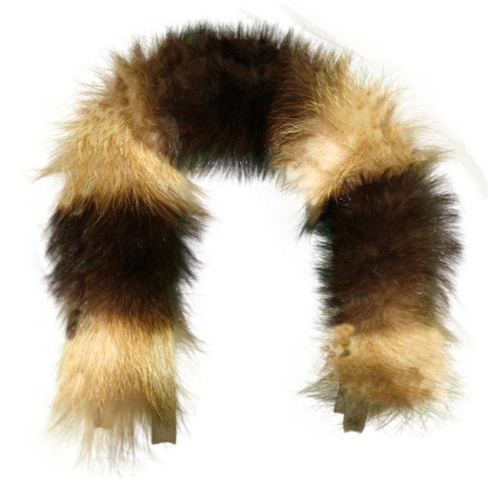 Glacier Wear Wolverine Fur Ruff For Sale