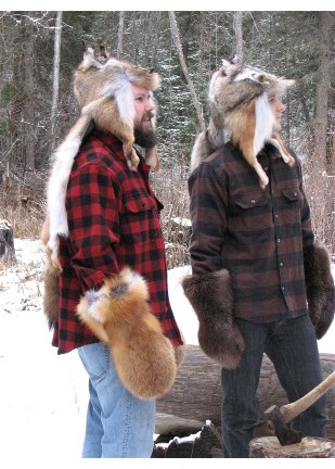 Mountain Man Fur Hats