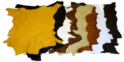 Buckskin & Leather Hides