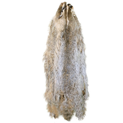 BADGER PELT - HEAVY/SEMI