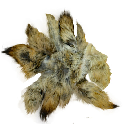 COYOTE TAILS - SECOND QUALITY