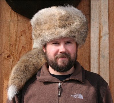 COYOTE DANIEL BOONE HAT