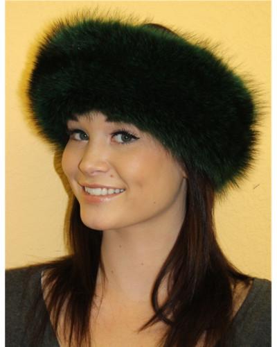 Glacier Wear - Real Raccoon Fur Headbands  4864037bd393