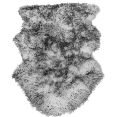 Glacier Wear Beige Shearling Sheep Lamb Wool shp7062