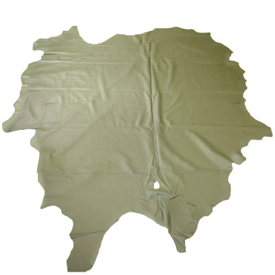 COW LEATHER - GREEN