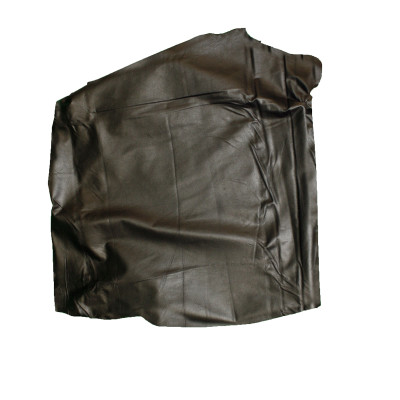 COW LEATHER - BLACK (SIDES)