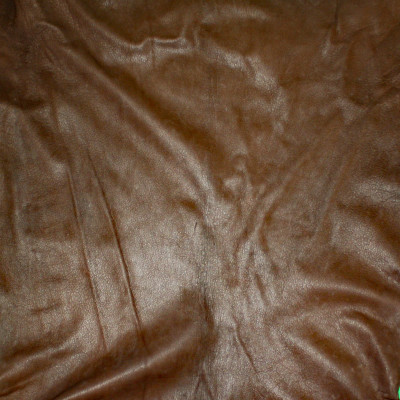 PRE-CUT BUCKSKIN - CHOCOLATE