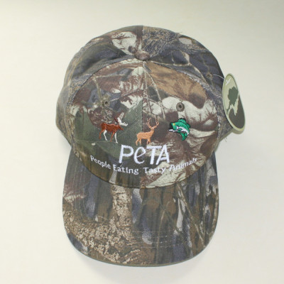 Our Own Version of PETA Cap