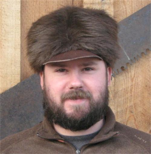 Glacier Wear - Beaver or Badger Free Trapper Style Fur Hat For Sale 52f1a97d157