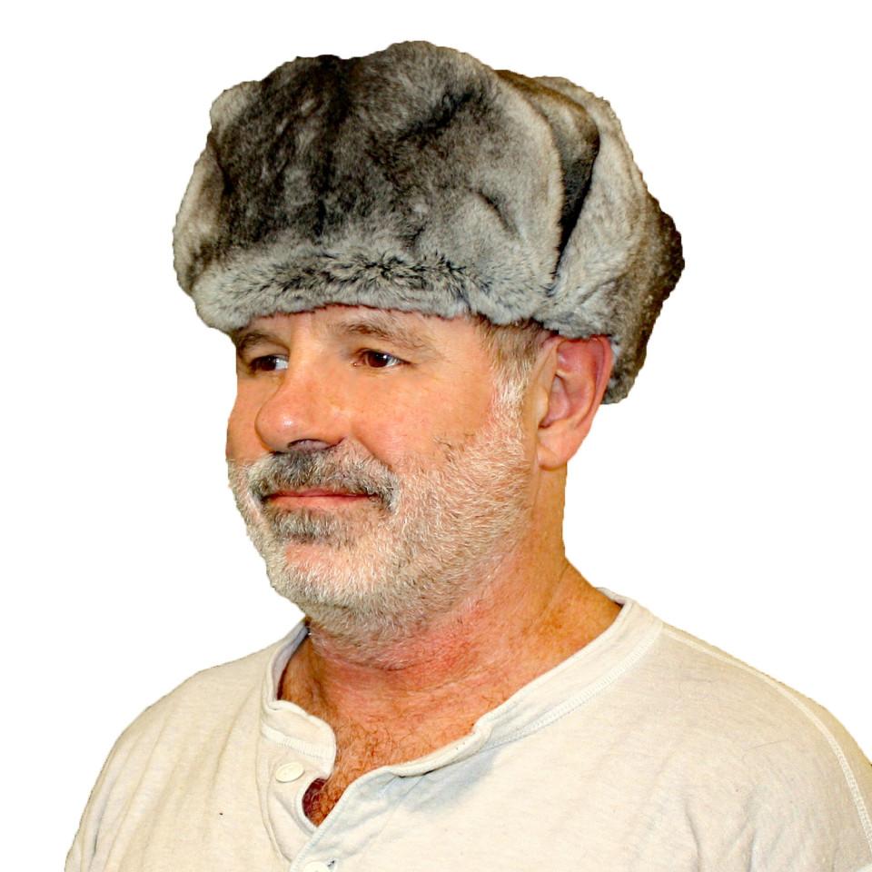 055aa1031f338 Glacier Wear - Rex Rabbit Trooper Style Fur Hat For Sale