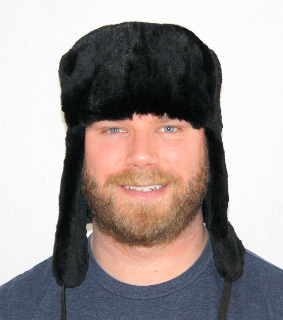 Glacier Wear - Dyed Sheared Beaver Trooper Style Fur Hat For Sale 3f5d4a56584