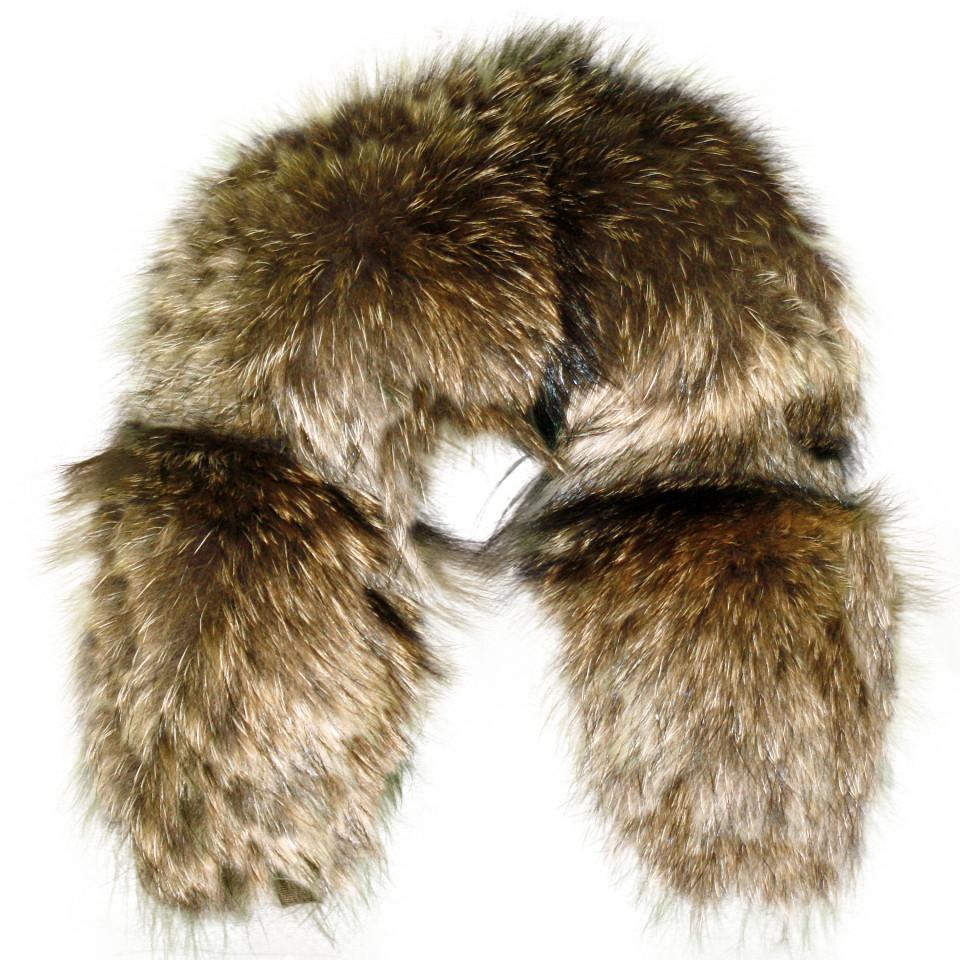 Glacier Wear Finn Raccoon Fur Ruff